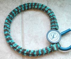 PDF Stethoscope Cover Knitted Pattern