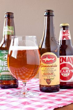 6 Gluten-Free Beers That Don't Suck - Missing my beloved Omission, and I don't love New Planet, but otherwise, can't wait to hunt down and try the rest!