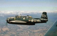 Grumman TBM-3R VR-23 Avenger