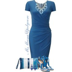 A fashion look from May 2014 featuring Ariella dresses, Rupert Sanderson sandals and CAPOVERSO clutches. Browse and shop related looks.