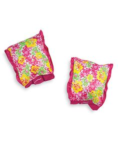 Take a look at this Pink Arm Float - Set of Two by Get Outside & Play: Toys on @zulily today!