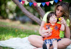 Dicas para tirar fotos de mães e filhos - Bebê.com.br
