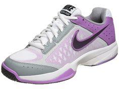 Nike Cage Court Lt Purple/Gy Women's Shoe