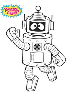 Yo gabba gabba printable coloring pages muno coloring sheet yo gabba gabba printable coloring pages muno coloring sheet freeprintable yogabbagabba drawing ideas pinterest yo gabba gabba gabba gabba and thecheapjerseys Gallery