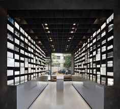 In the wake of HWKN's awarding winning WENDY for PS 1, the New York firm has designed a flagship store in SoHo for MenScience, a...