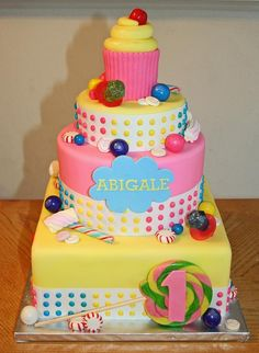 Cakes - Dollface Desserts