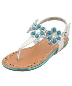 "Josmo ""Edith"" Sandals (Toddler Girls Sizes 5 – 12) - CookiesKids.com"