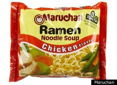 Cooking From The Package: Twists On Instant Ramen