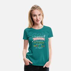 Grossartige Lehrerin Geschenk Grundschullehrerin Frauen Premium T-Shirt Diva, Tops, Women, Fashion, Funny Teachers, End Of School Year, Primary School Teacher, Women's T Shirts, Elementary Schools