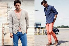 H and M Spring 2013 Casual Styles
