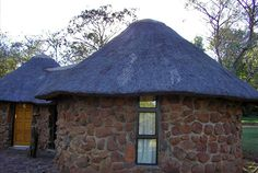 Our beautiful chalets surrounded by bushveld and a variety of wild life.