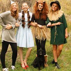 Disfraces originales para grupos de amigas (Foto) | Ellahoy