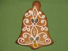 Gyöngyös Mézes Manufaktúra Decorative Bells, Gingerbread, Christmas Ornaments, Holiday Decor, Home Decor, Decoration Home, Room Decor, Ginger Beard, Christmas Jewelry