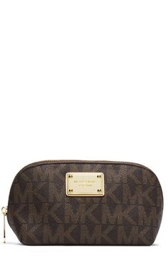 MICHAEL Michael Kors MICHAEL Michael Kors \u0027Jet Set\u0027 Travel Case available  at #Nordstrom
