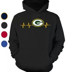 Green Bay Packers Home Turf Pullover Hoodie Green
