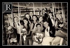 Built in 1918, the zoo's Historic Carousel provides a colorful backdrop that will add magic to your wedding photos.   www.zoo.org/planyourevent