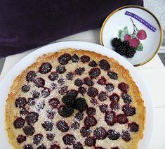 Brombeer-Tarte – #ichbacksmir – DeTaille Pie, Desserts, Food, Blackberries, Kuchen, Food Food, Torte, Tailgate Desserts, Cake