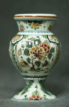 Royal Delft Vase