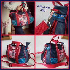 Betty`s Nähkreativstübchen: meine Schnabelina in Mini. Die perfekte Handtasche...FREEBOOK