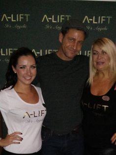 Hollyoaks' Jeremy Sheffield loves A-Lift!