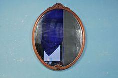 Large Presitigious Oval Mirror