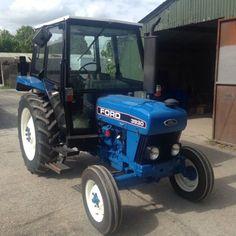 Afbeeldingsresultaat voor ford 3930 tractor