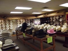 Shop at the Stetson Factory Outlet in St. Joseph.