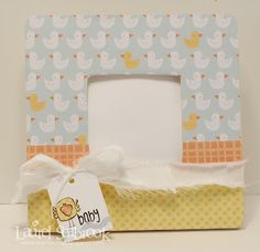 darling baby pic frame!