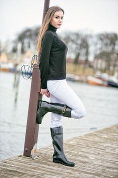 Däv Bristol Solid Black #støvler #stiligestøvler #brygge #mote #minmote #däv…