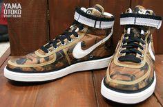 Nike Vandal High CAMO
