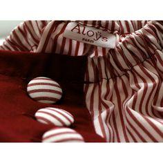 Aloÿs bloomer à pont rouge bébé cadeaux de naissance