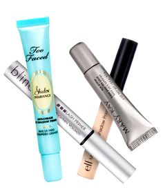12 Best Primers for Long-Lasting Eye Makeup - Liners, shadows, and mascaras can end up looking like a hot (smudged) mess at the end of the day if you don't use a good primer. Keep your eye makeup on with these reader faves