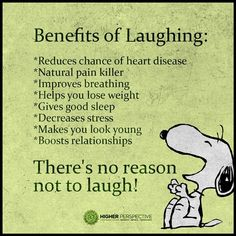 The benefits of laughing..If you are ashamed of your smile then you may find it hard to laugh. Call 630-971-0682 to find out your options. Maybe you need only teeth whitening to feel better. Or maybe you are looking into more serious options like crowns, veneers, or implants. More