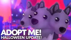 Adopt Me! - Roblox Bonbon Halloween, Halloween Candy, Adoption, Cute Tumblr Wallpaper, Foxy Wallpaper, Roblox Animation, Winter Magic, Free Candy, Game Guide