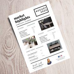 Real Estate Buyers, Real Estate Logo, Real Estate Business, Real Estate Marketing, Insurance Marketing, Newsletter Templates, Flyer Template, Marketing Materials, Marketing Ideas