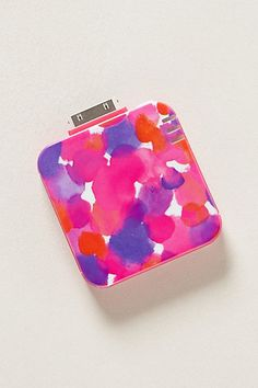 this water color back up charger is super cute!
