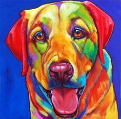 Artist:  Ron Burns - best animal artist ever!!!!