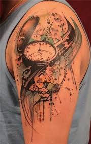 Pocket Watch Tatoo Meaning (6) |