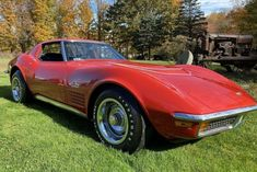 This 1972 Corvette is an award-winning survivor with a genuine 17,000 miles on the clock. It deserves a closer look and needs a new owner. #Chevrolet, #Corvette