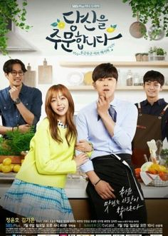 """""""I Order You"""" - Short eps 20 mins each made it hard to really invest in the characters Buuuuutttt I enjoyed it nonetheless! Love this drama!"""
