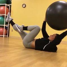 Great, great ab workout by @tatyanna23_va 💕💪🏼