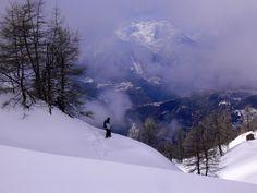 Verbier, Switzerland 08.03.2009 - 13.03.2009   Powderlove