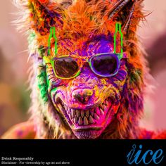Lets make it a Monster Holi by dressing wacky this year...How many of us agree?