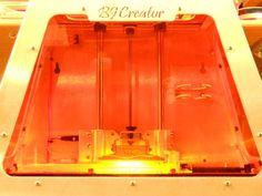 B9Creator - A High Resolution 3D Printer by Michael Joyce, via Kickstarter.
