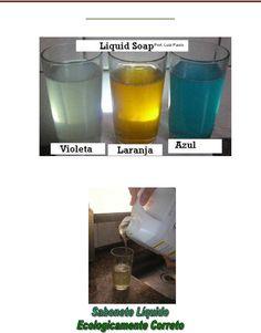 Sabonete líquido - Documents