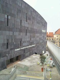 Mumok - Museum Moderner Kunst Stiftung Ludwig Wien en Wien, Wien