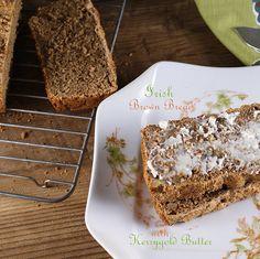 Irish Brown Bread with Toasted Walnuts