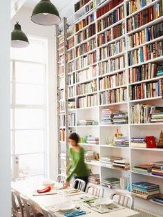 sliding ladders for bookcases - Google Search