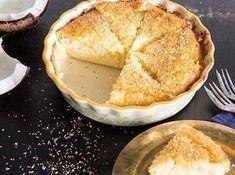 Кокосовый кухен - изумительный пирог!