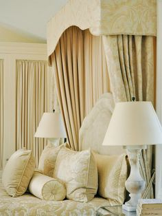 Decorating With Bed Crowns : Rooms : Home & Garden Television